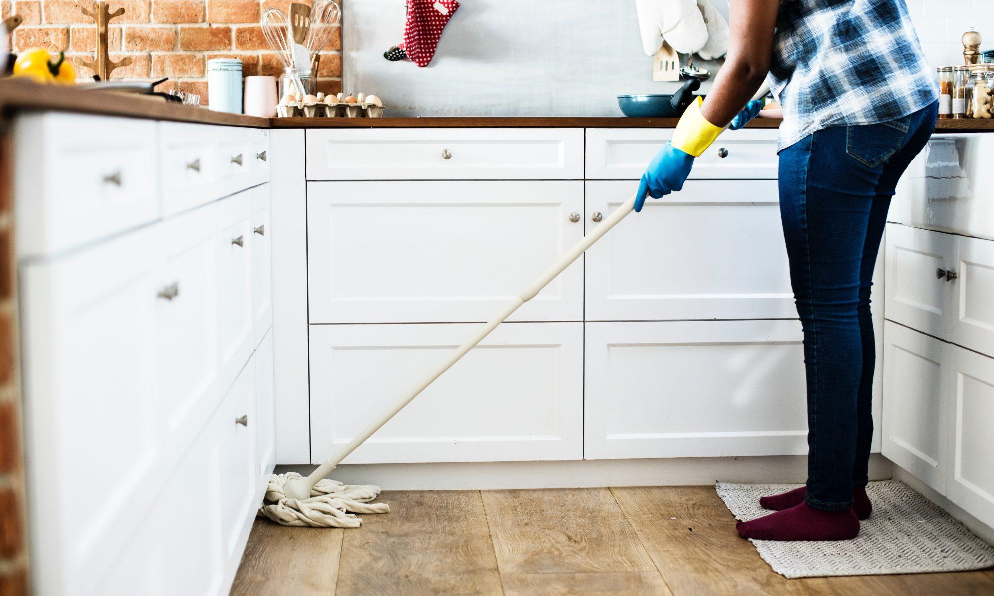 Billig rengøring for private